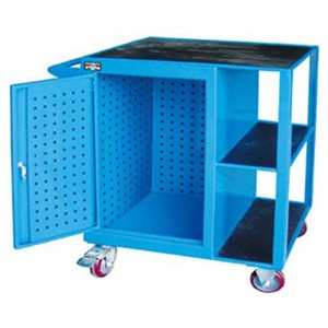 Mobile tool cabinet-combination