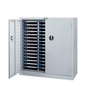 Factory supplied Lockable Steel Filing Office Hanging 4 Drawer Document Cabinet