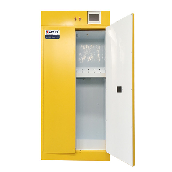Intelligent safety cabinet Featured Image